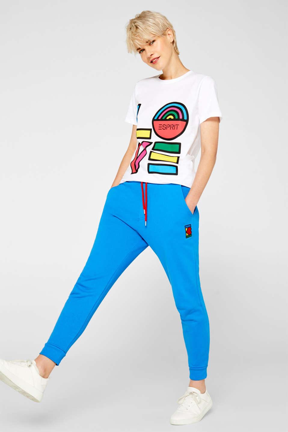 CRAIG & KARL: Love T-shirt, 100% organic cotton, WHITE, detail image number 2