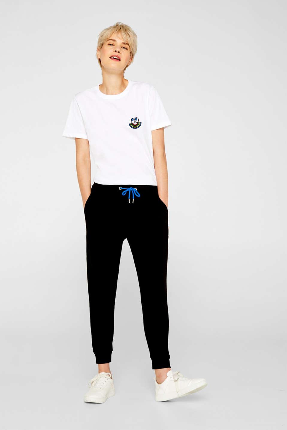 CRAIG & KARL: Love T-shirt, 100% organic cotton, WHITE, detail image number 1