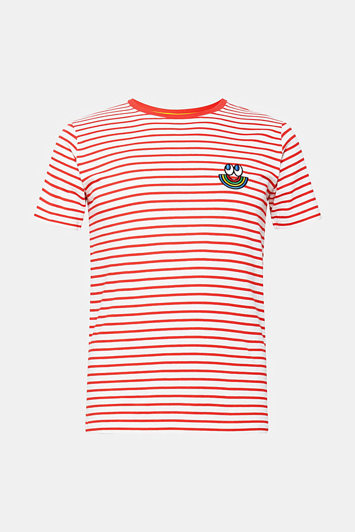 CRAIG & KARL: Unisex T-Shirt, 100% Organic Cotton, RED, detail image number 0