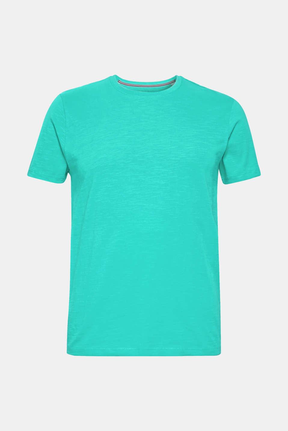 T-Shirts, AQUA GREEN, detail image number 8