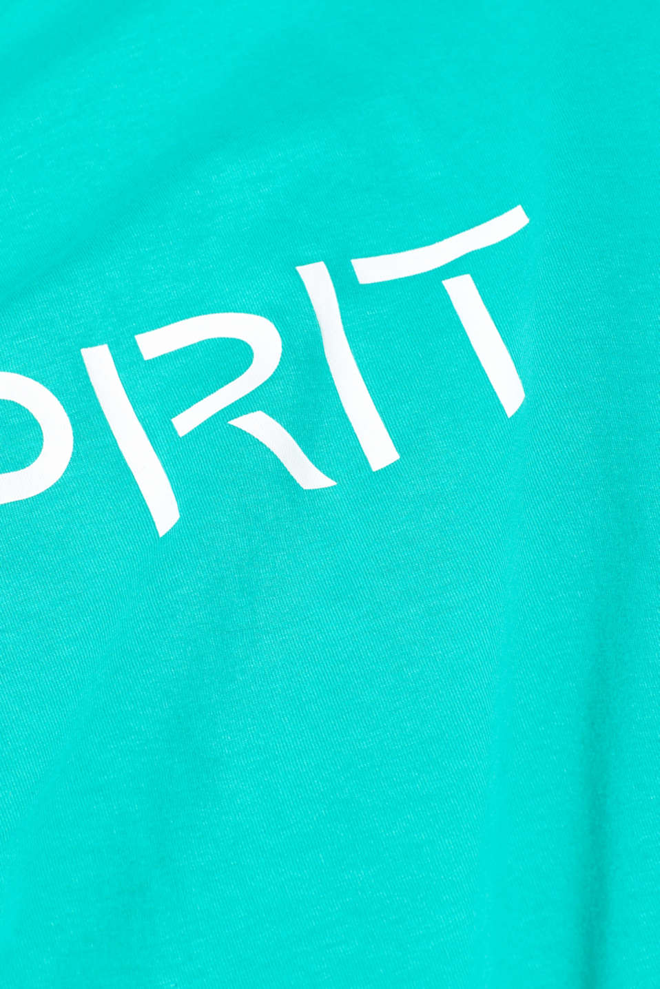T-Shirts, AQUA GREEN, detail image number 4
