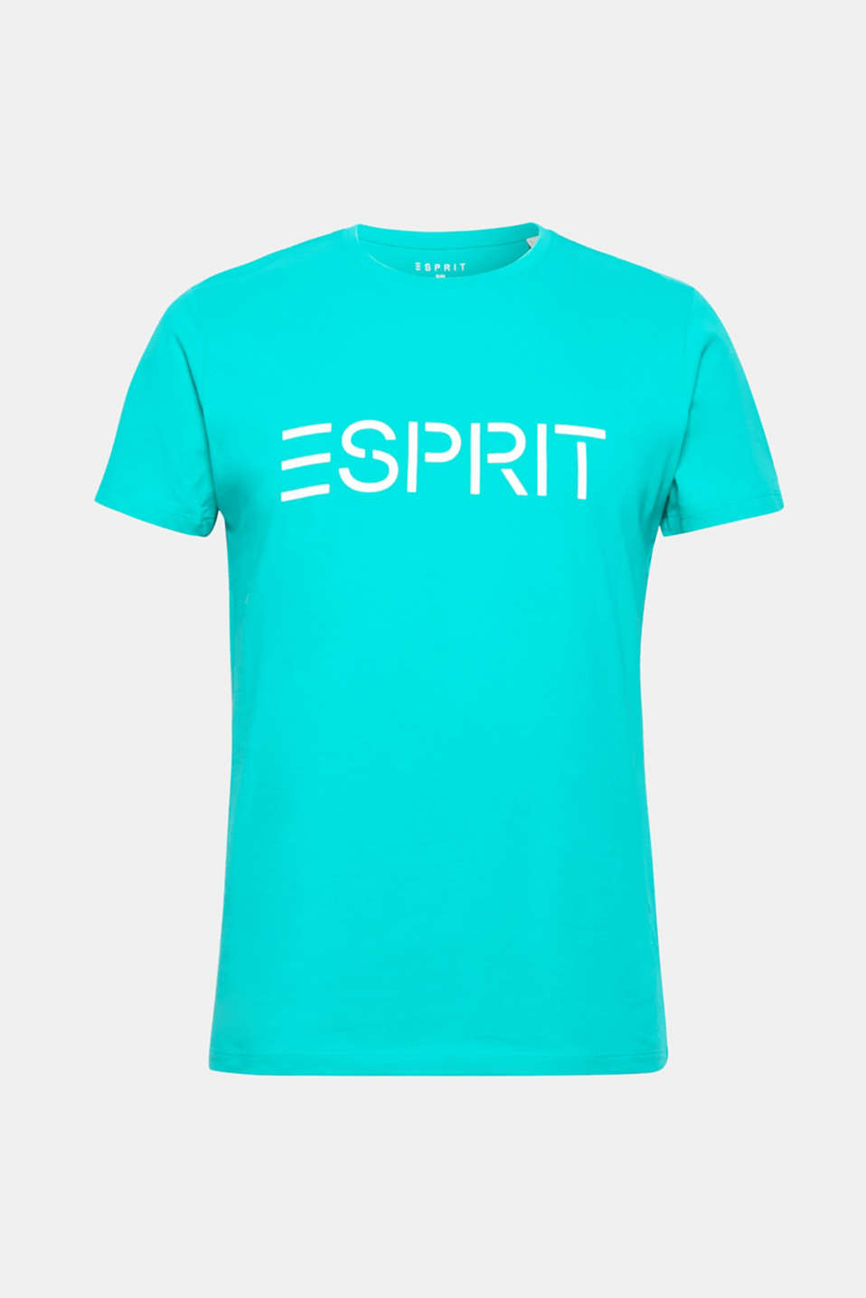 T-Shirts, AQUA GREEN, detail image number 5