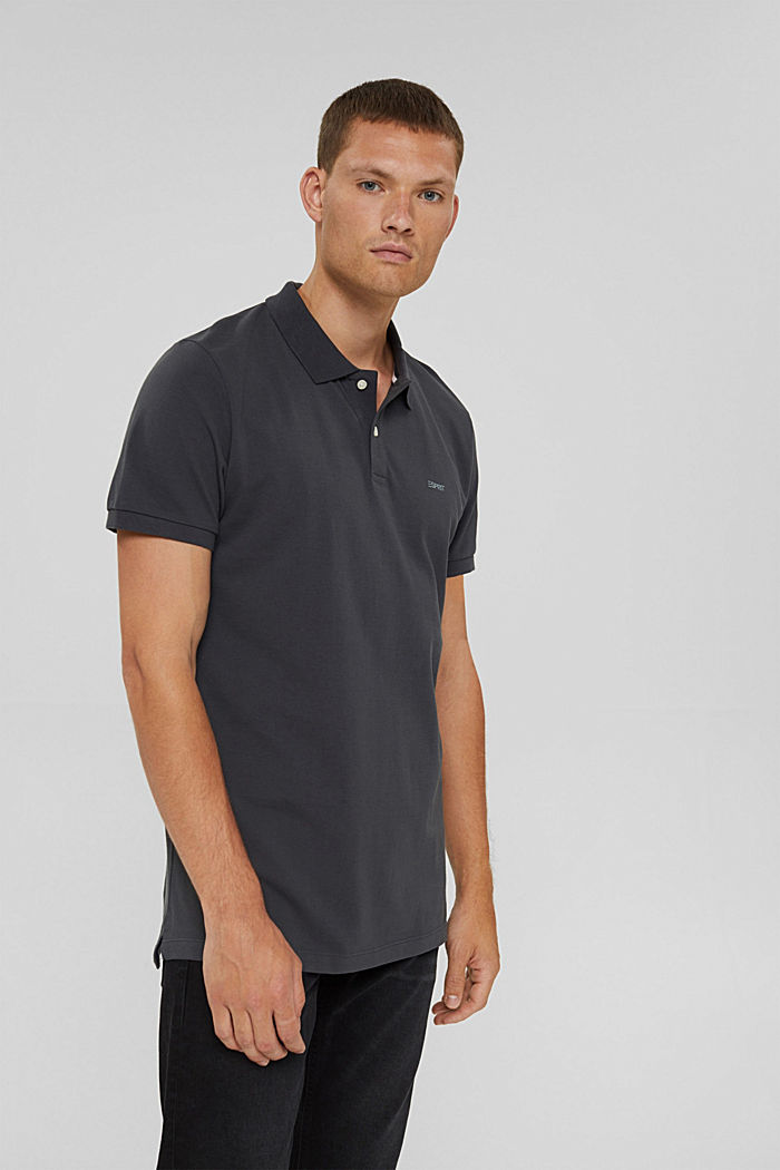 Polo shirt made of 100% organic cotton
