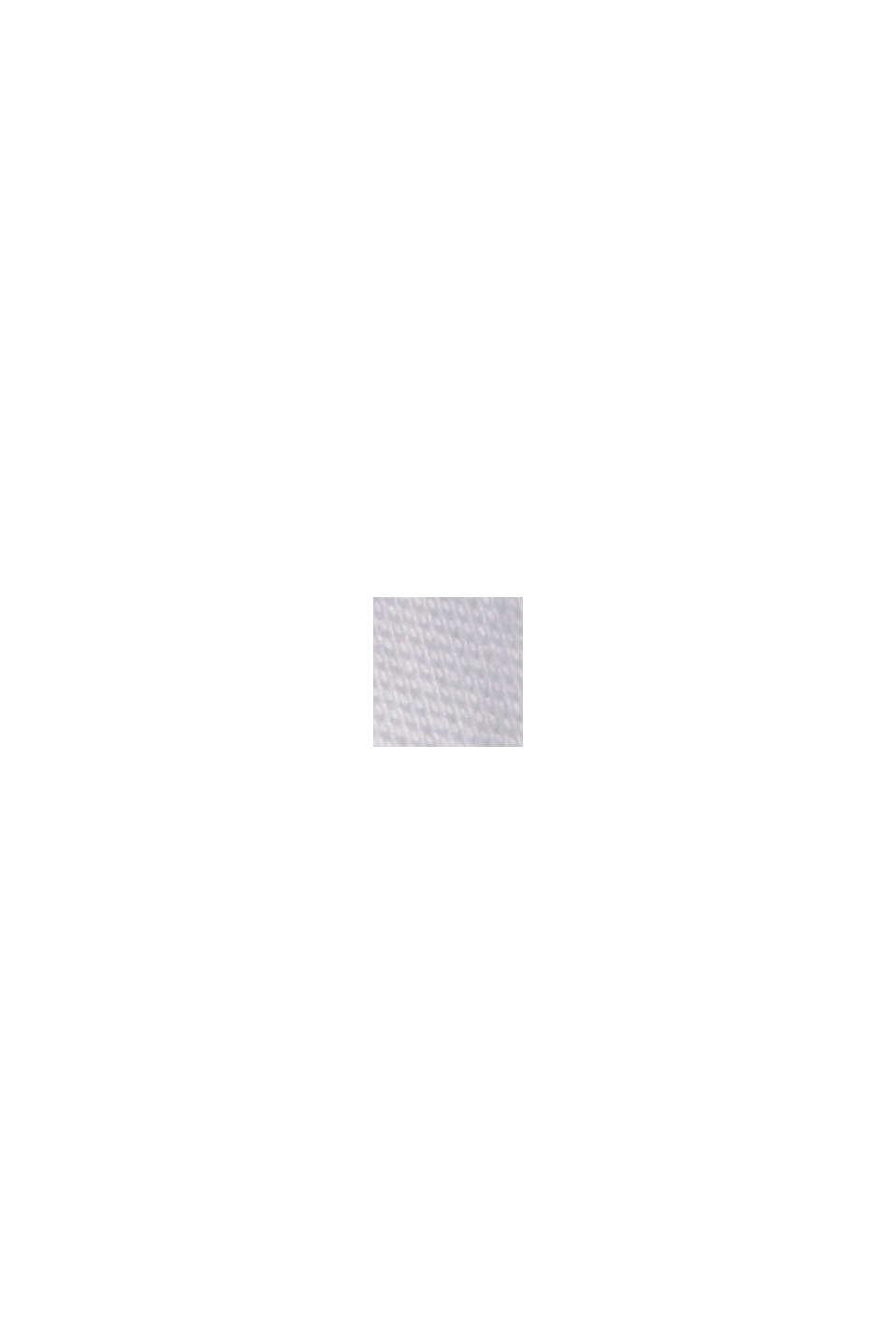Chemise-polo en 100% coton biologique, WHITE, swatch