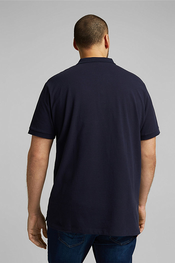Polo shirt, NAVY, detail image number 3