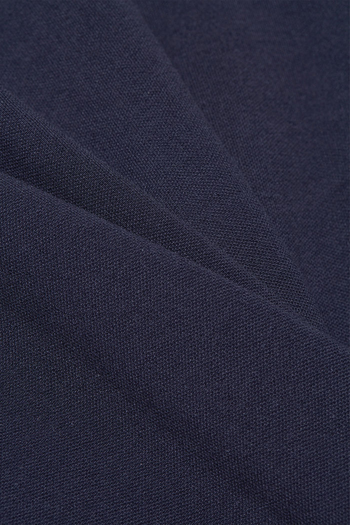 Polo shirt, NAVY, detail image number 5