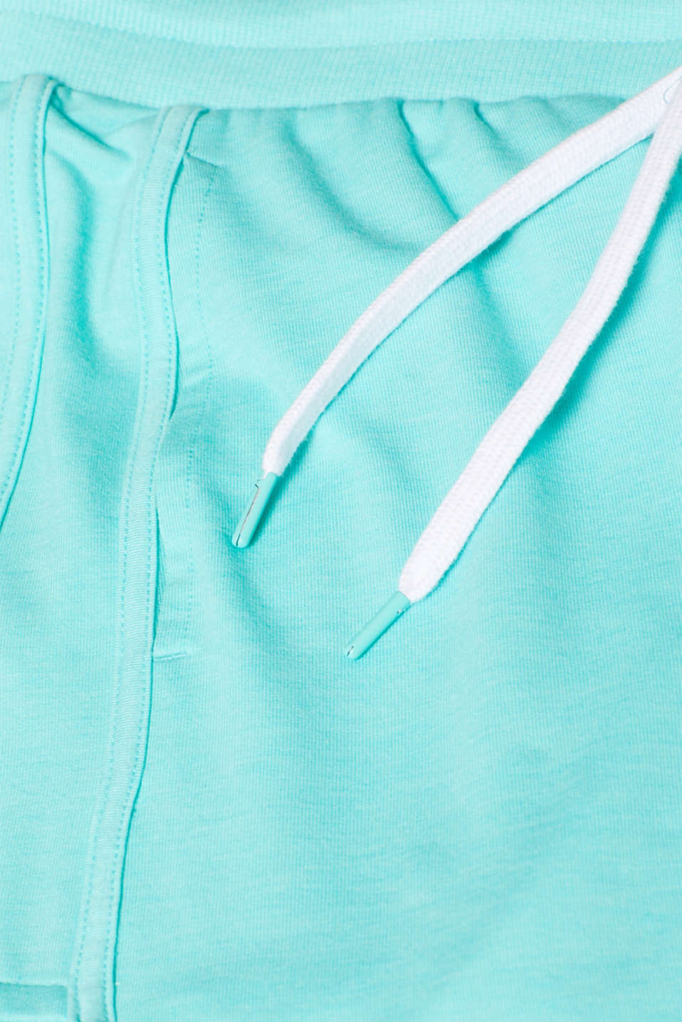 Shorts knitted, LIGHT AQUA GREEN 2, detail image number 4