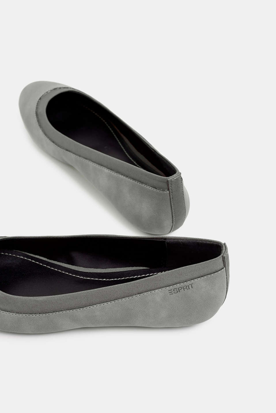 Formal Shoes others, GUNMETAL, detail image number 5