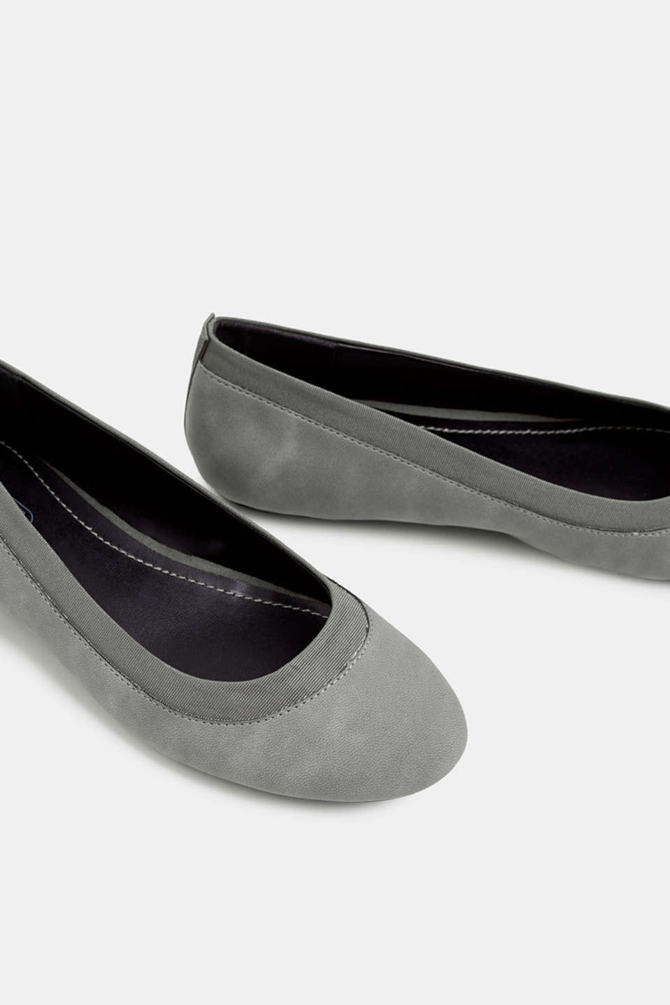 Formal Shoes others, GUNMETAL, detail image number 4