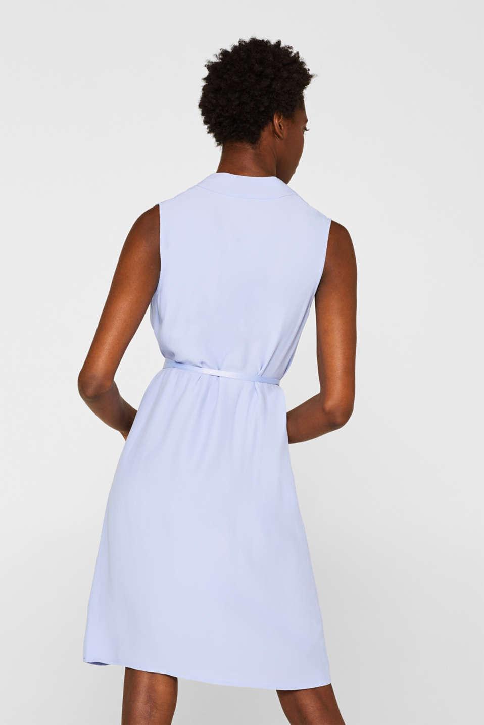 Dresses light woven, BLUE LAVENDER, detail image number 2