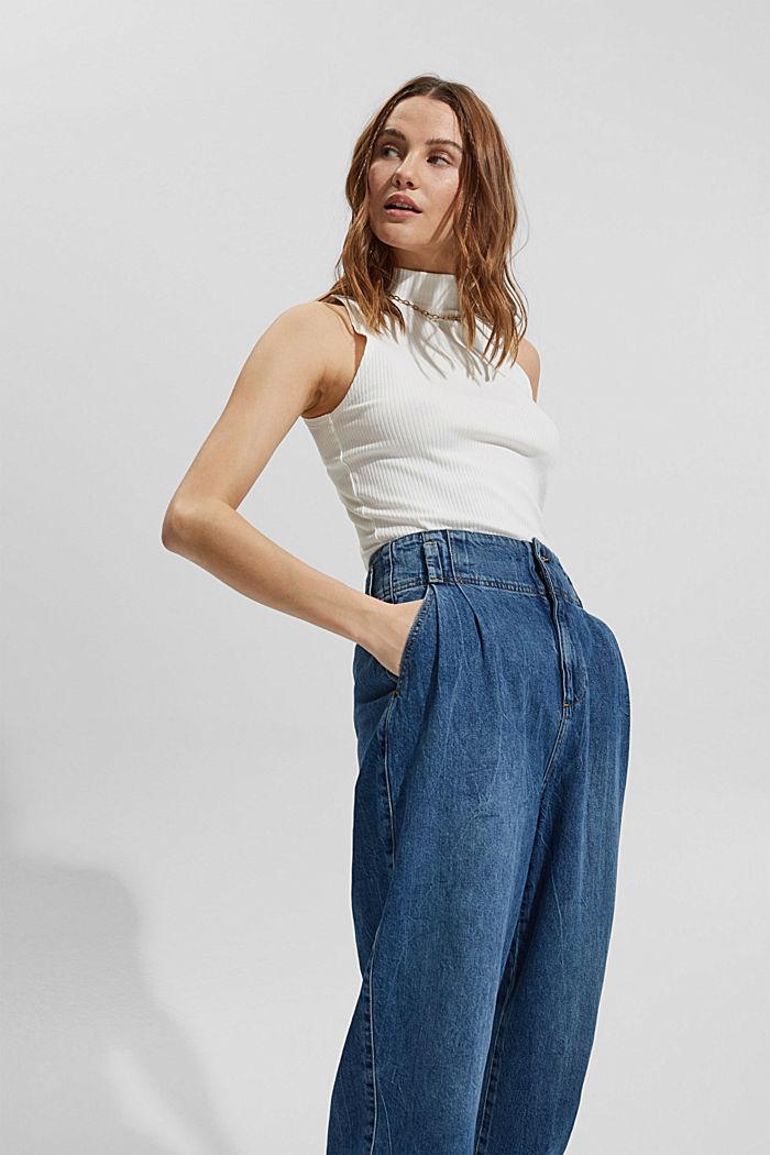 Pants denim Fashion Fit