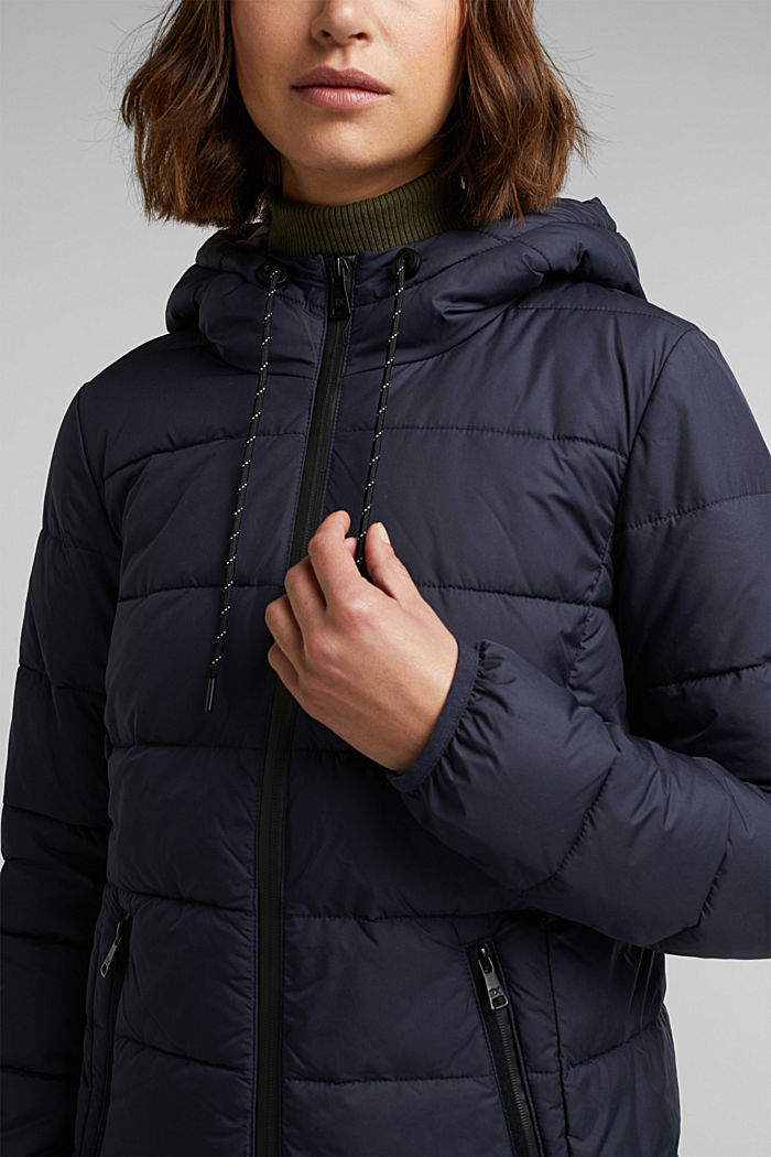 Stepp-Jacke mit 3M™ Thinsulate™, NAVY, detail image number 2
