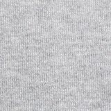 Basic V-neck jumper, organic cotton, LIGHT GREY, swatch