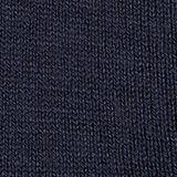 Basic Rundhals-Pullover, Organic Cotton, NAVY, swatch