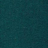 Hooded cardigan, organic cotton, DARK TEAL GREEN, swatch