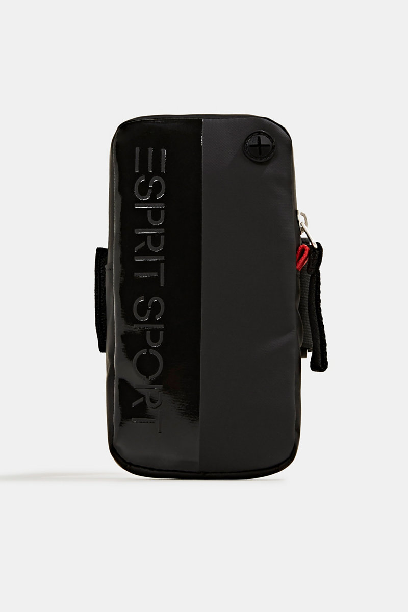 Smartphone arm pouch