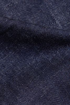 Wide-leg jeans containing organic cotton, BLUE RINSE, detail