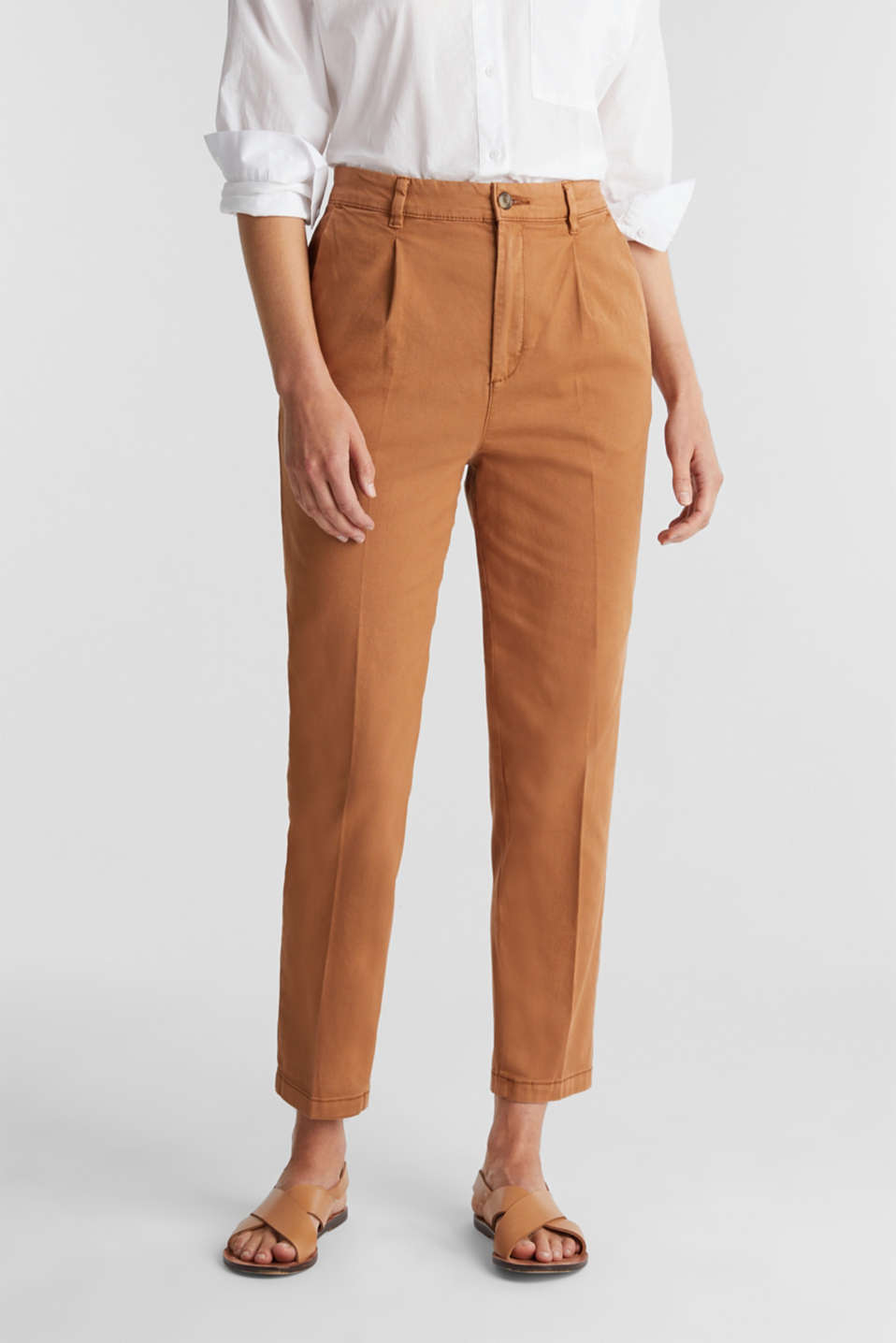 Esprit - Chino mit Organic Cotton