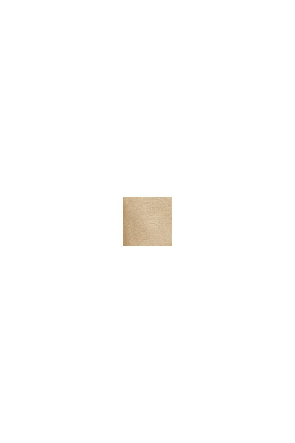 Chino mit Organic Cotton, BEIGE, swatch