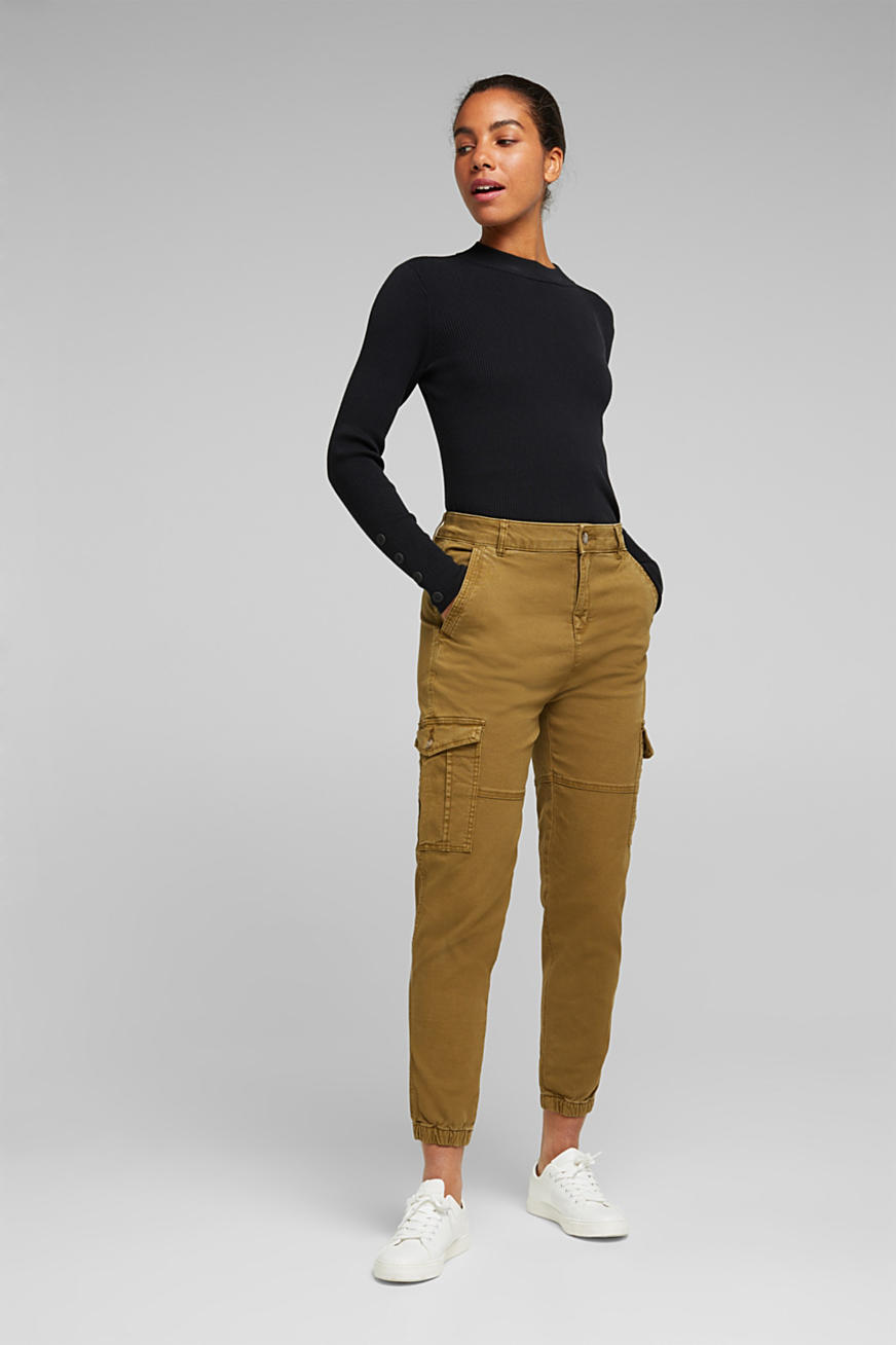 Cargo-Jogger Pants mit Organic Cotton