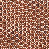 LENZING™ ECOVERO™ printed dress, RUST BROWN, swatch