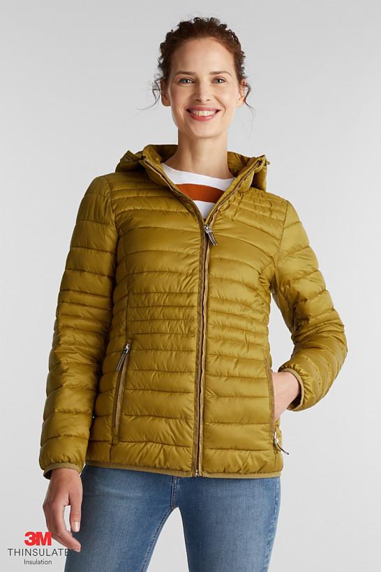 Pikowana kurtka z 3M™ Thinsulate™