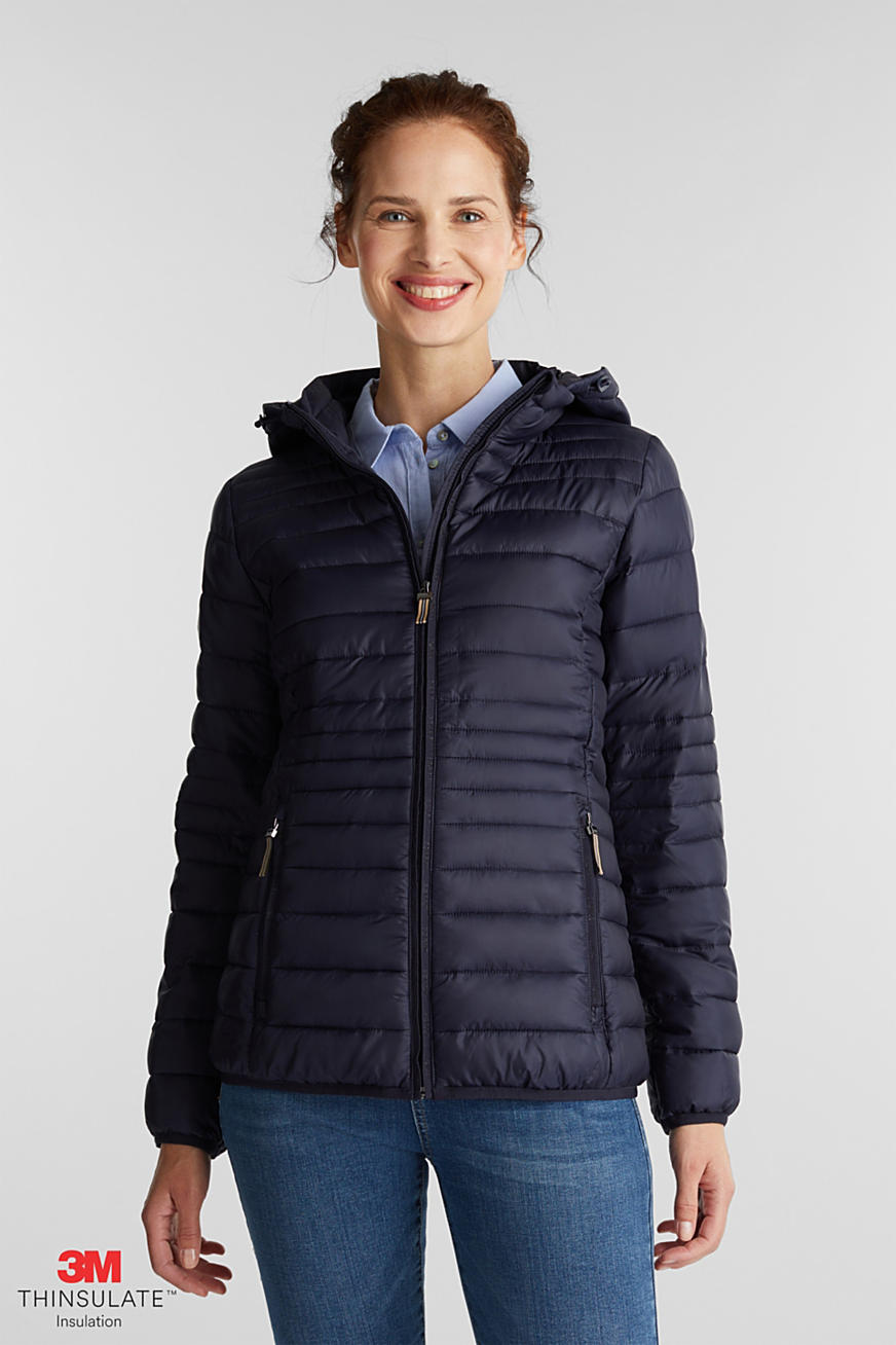 Quilted jacket with 3M™ Thinsulate™ padding