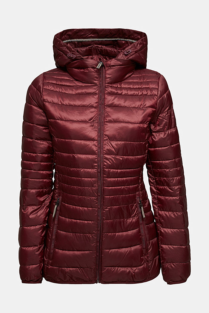 Stepp-Jacke mit 3M™ Thinsulate™, BORDEAUX RED, detail image number 5