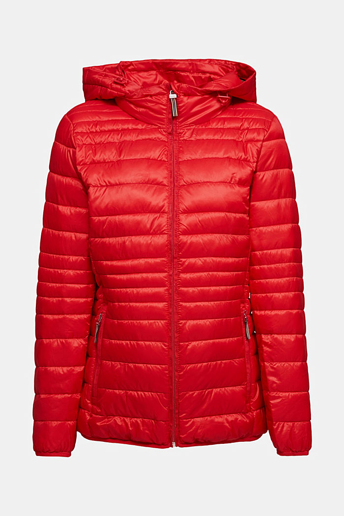 Quilted jacket with 3M™ Thinsulate™ padding, RED, detail image number 5