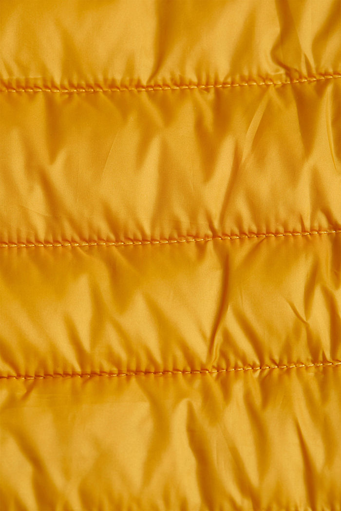 Giacca trapuntata con 3M™ Thinsulate™, BRASS YELLOW, detail image number 4