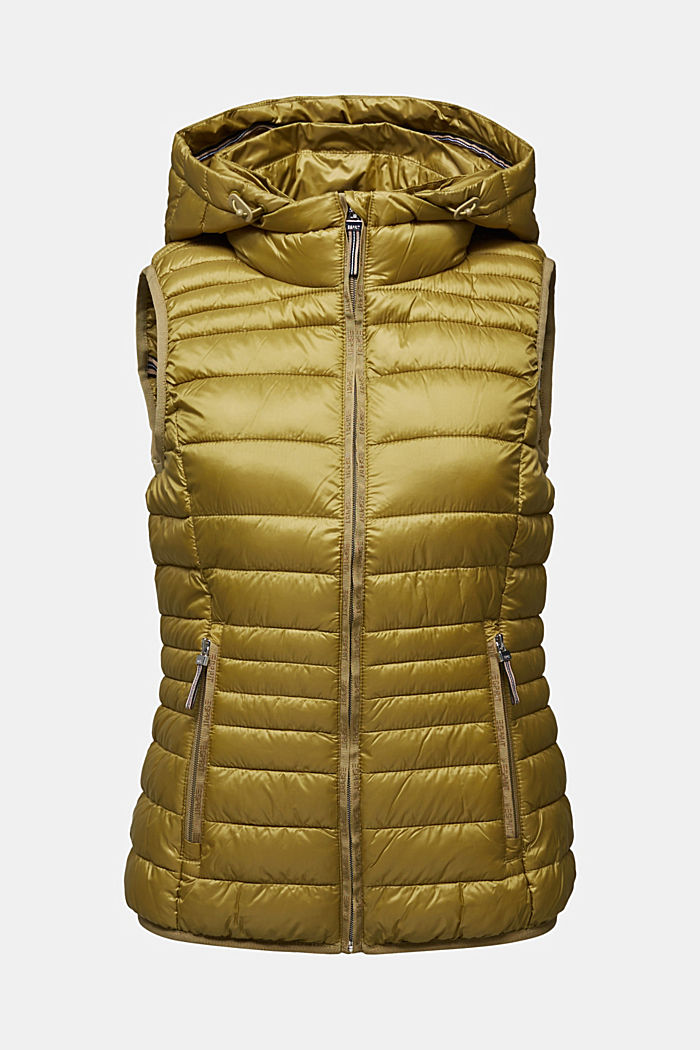 Body warmer with 3M™ Thinsulate™ filling, OLIVE, detail image number 7