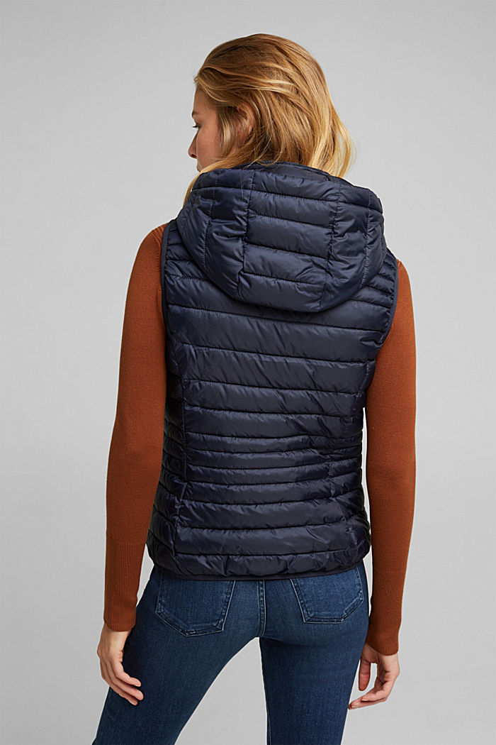 Body warmer with 3M™ Thinsulate™ filling, NAVY, detail image number 3