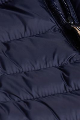 Body warmer with 3M™ Thinsulate™ filling, NAVY, detail