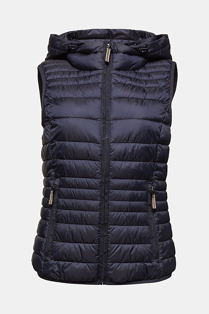 Body warmer with 3M™ Thinsulate™ filling, NAVY, detail image number 5