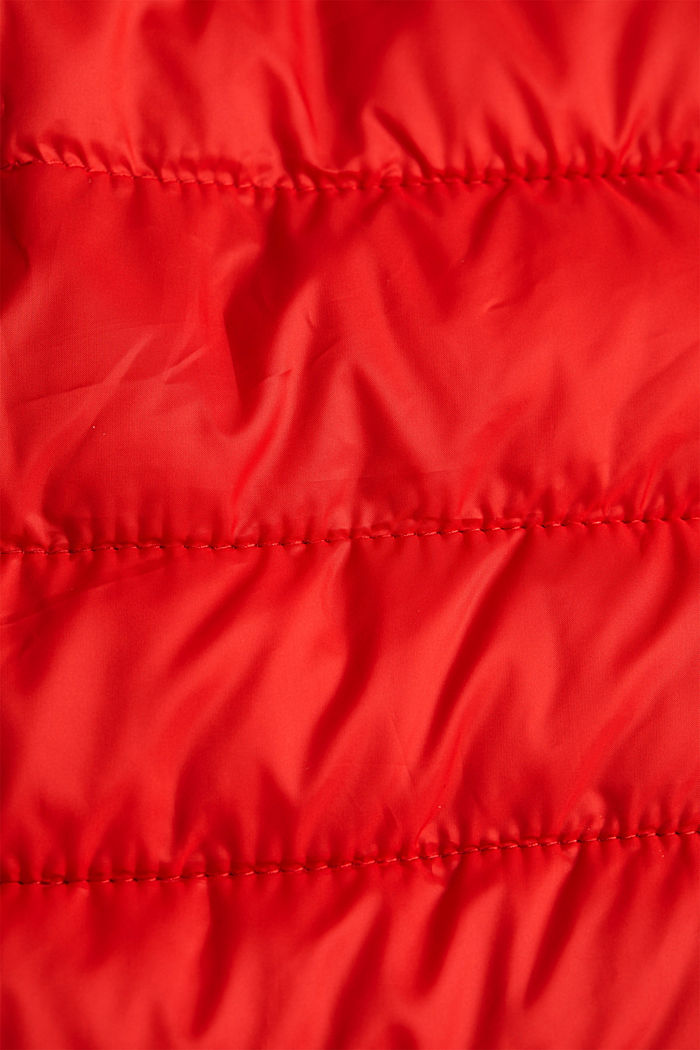 Body warmer with 3M™ Thinsulate™ filling, RED, detail image number 4