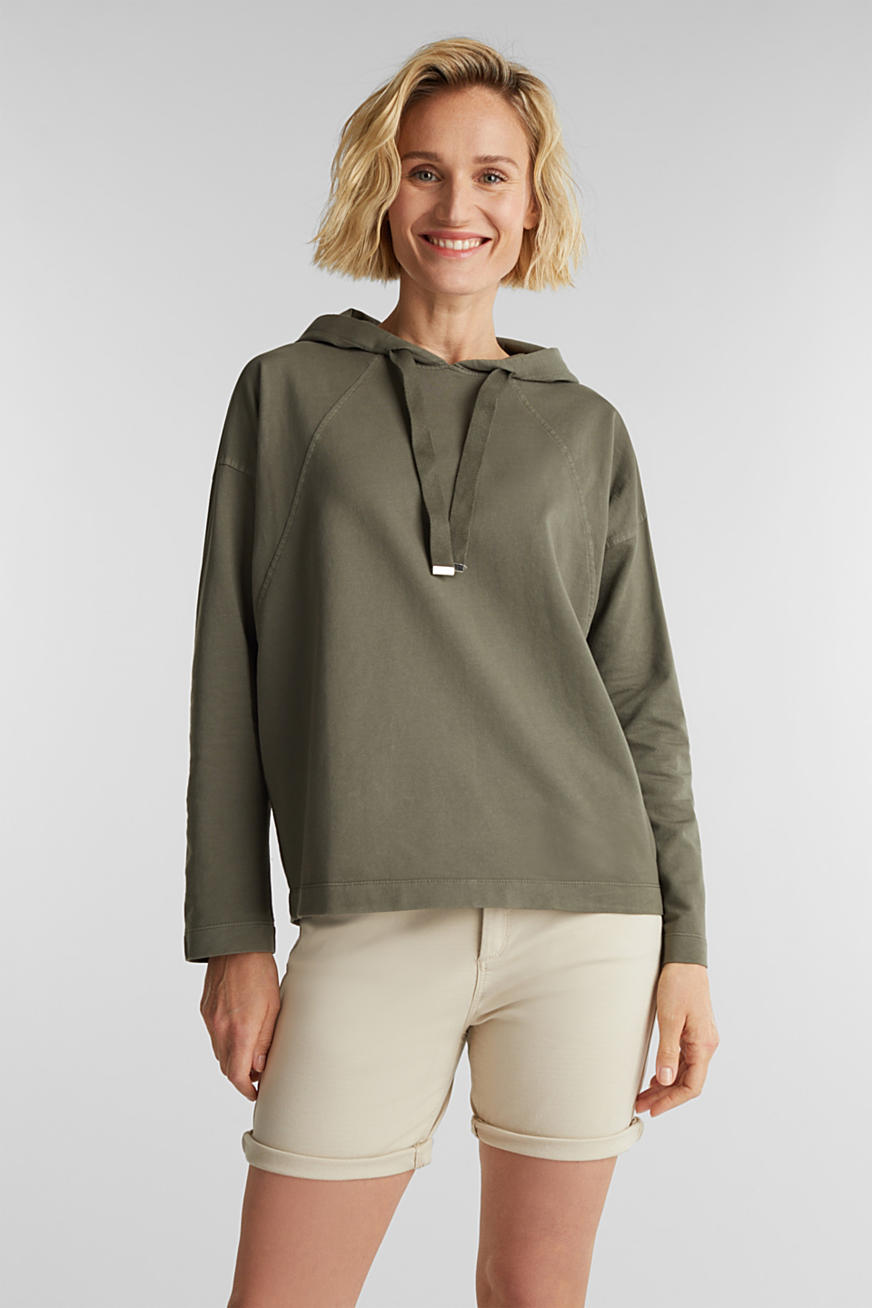 EarthColors® sweatshirt, organic cotton