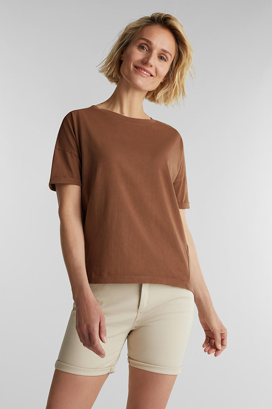 EarthColors® T-Shirt, organic cotton