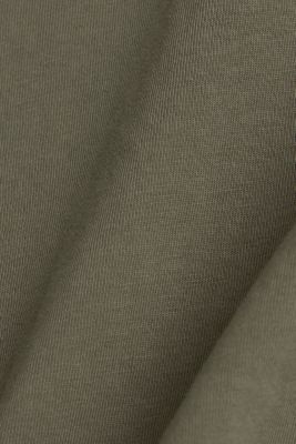 EarthColors® T-Shirt, organic cotton, OLIVE, detail