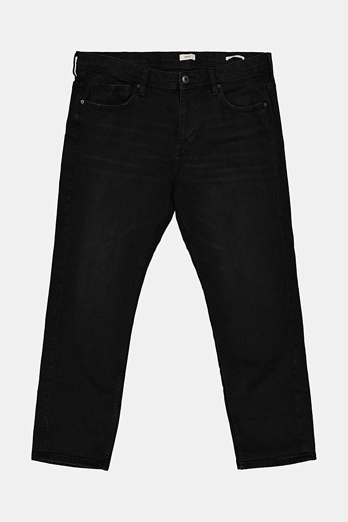 Denim jeans made of organic cotton