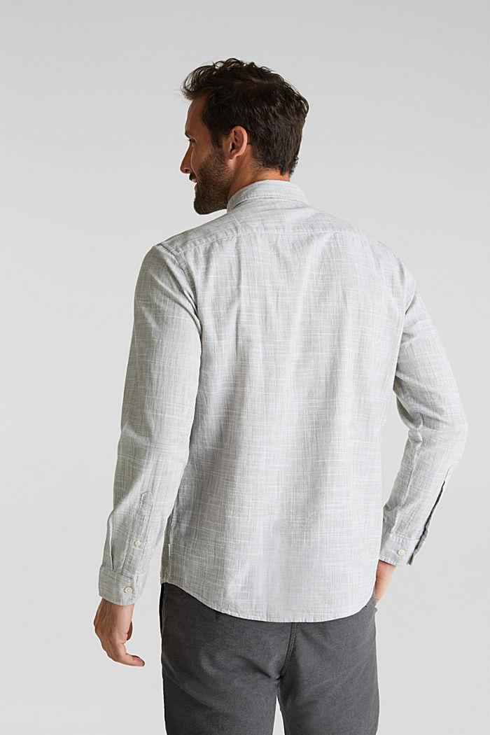 Shirt made of 100% organic cotton, KHAKI GREEN, detail image number 3
