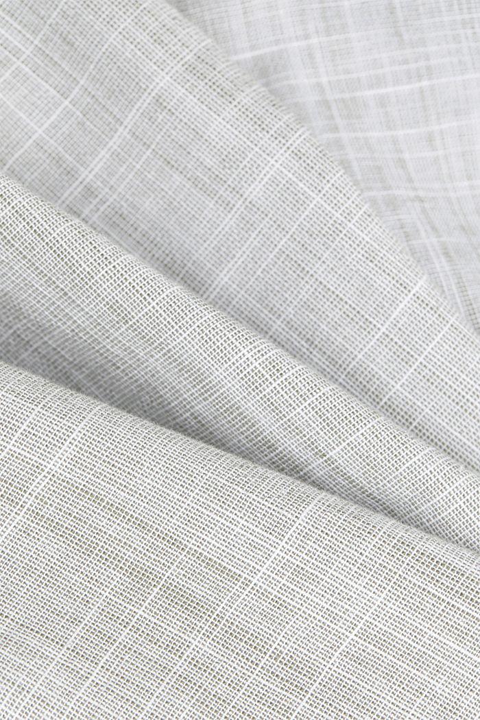 Shirt made of 100% organic cotton, KHAKI GREEN, detail image number 4