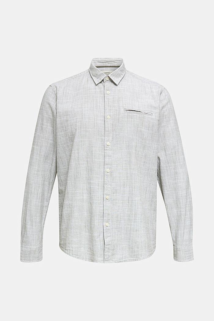 Shirt made of 100% organic cotton, KHAKI GREEN, detail image number 5