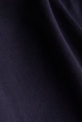 Overshirt made of 100% organic cotton, NAVY, detail