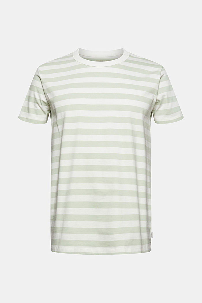 Tričko z žerzeje ze 100% bio bavlny, PASTEL GREEN, detail image number 5