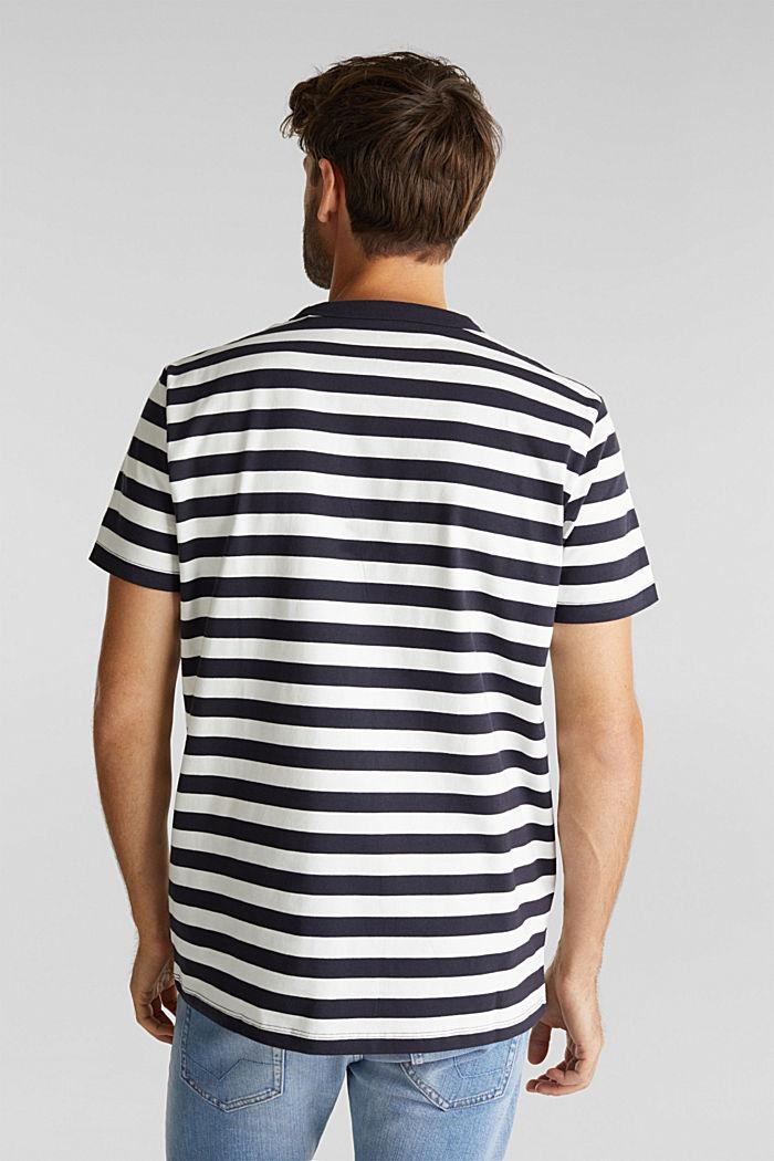 Jersey T-shirt van 100% organic cotton, NAVY, detail image number 3