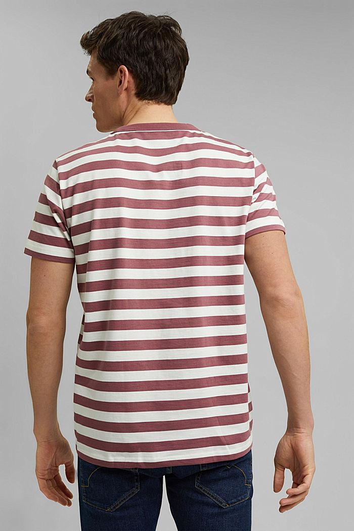 Tričko z žerzeje ze 100% bio bavlny, BERRY RED, detail image number 3