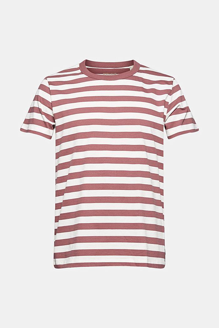 Tričko z žerzeje ze 100% bio bavlny, BERRY RED, detail image number 6