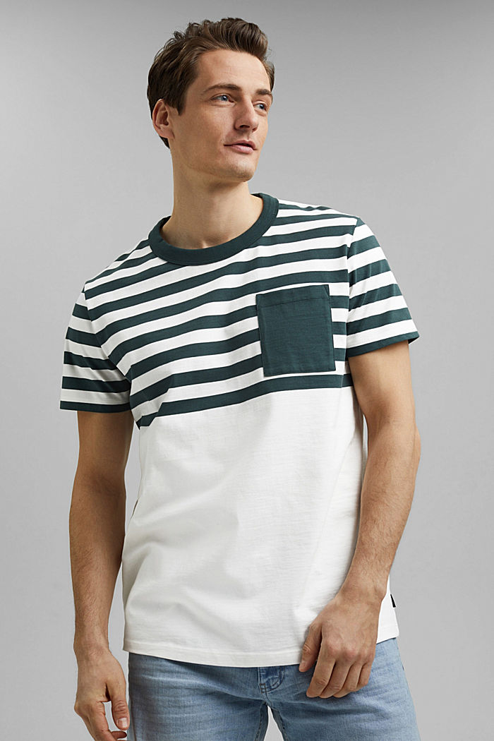 Jersey top made of 100% organic cotton