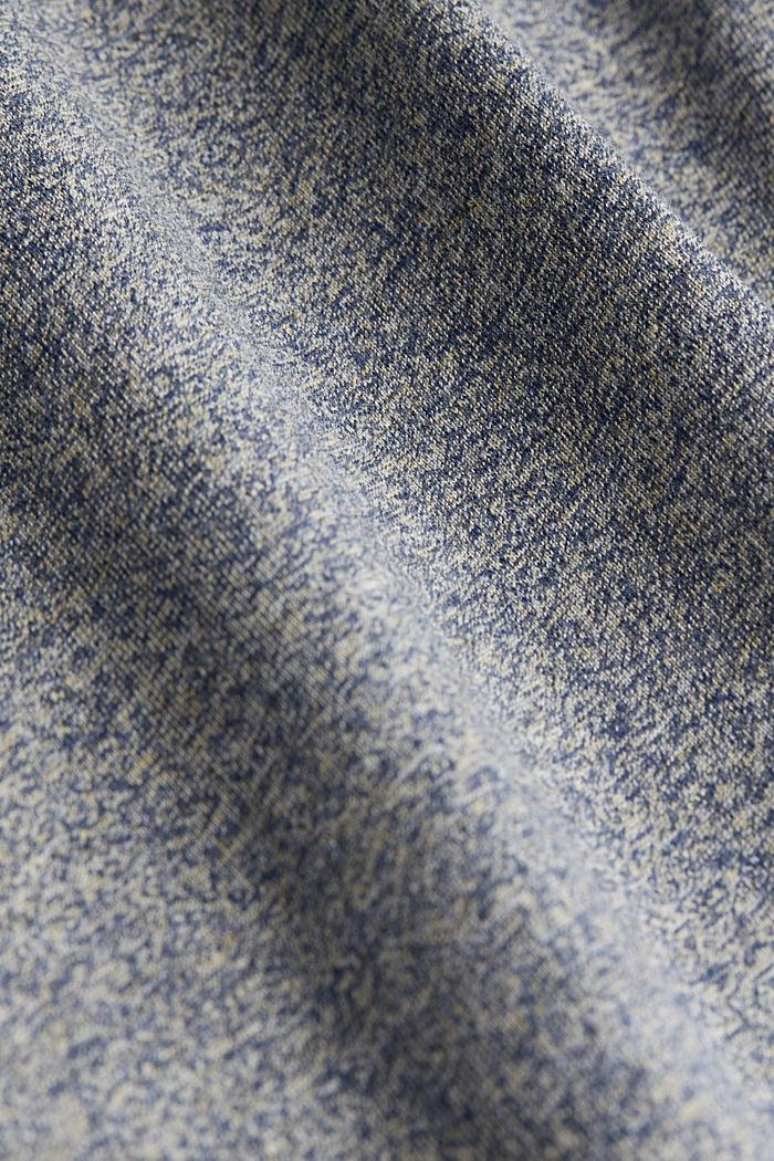 Jersey T-shirt van 100% organic cotton, NAVY, detail image number 4