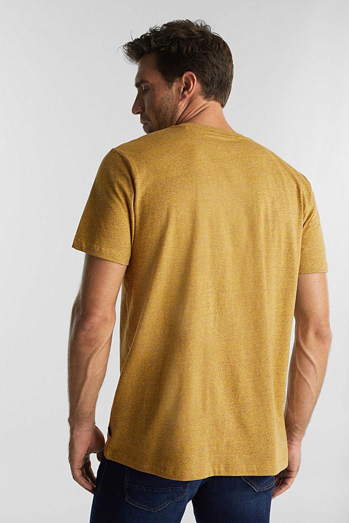 Jersey top in 100% organic cotton, GOLDEN ORANGE, detail image number 3